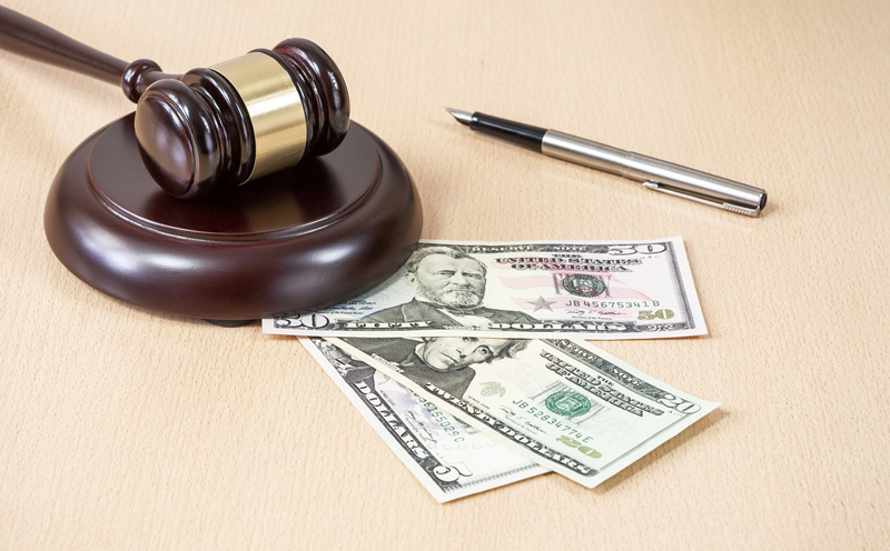 财产案件,退赃,积极交纳罚金的